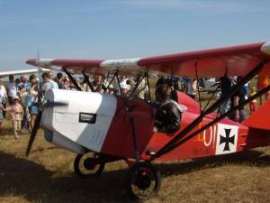 Стилизованный Fokker